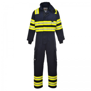 Portwest FR98 Bizflame Wildland Fire Coveralls