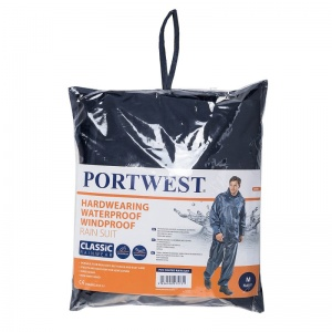 Portwest L440 Classic Rainsuit (2-Piece Suit)