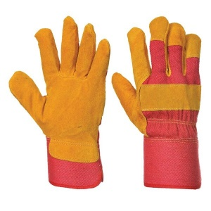 Portwest A225 Leather Thermal Cold-Resistant Rigger Gloves