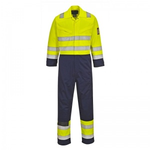 Portwest MV28 Modaflame Type 6 Arc Flash Coveralls