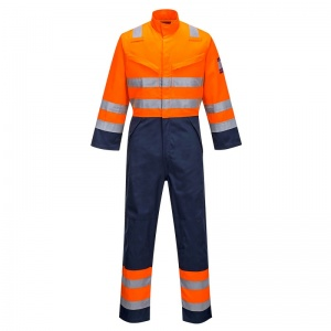 Portwest MV29 Modaflame Flame Resistant Railway Overalls