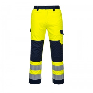 Portwest MV46 Modaflame High-Vis Industrial Trousers