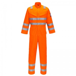 Portwest MV91 Modaflame High-Vis Flame Resistant Coveralls