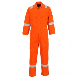 Portwest MX28 Modaflame Orange Type 6 Welding Jumpsuit