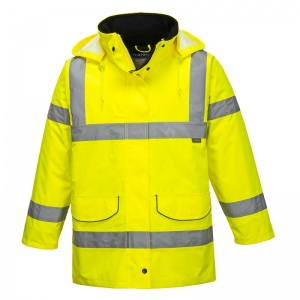 Portwest S360 Hi-Vis Women's Traffic Jacket