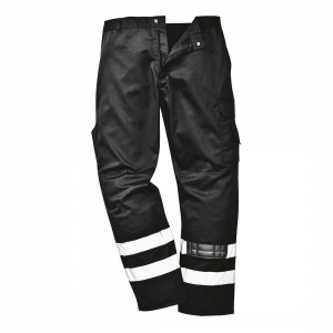 Portwest S917 Black Iona Safety Trousers