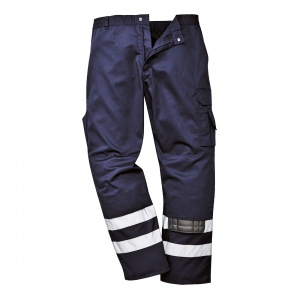 Portwest S917 Navy Iona Safety Trousers