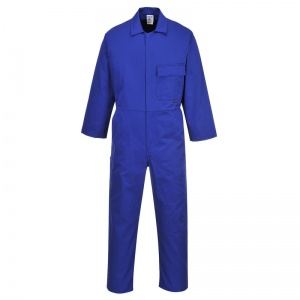 Portwest C802 Blue Standard Workwear Jumpsuit