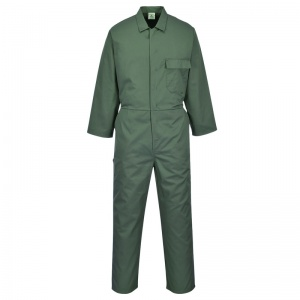 Portwest C802 Green Standard Workwear Jumpsuit