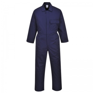 Portwest C802 Navy Standard Workwear Jumpsuit