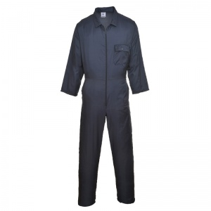 Portwest C803 Zip Front Coveralls with Water Resistant Finish