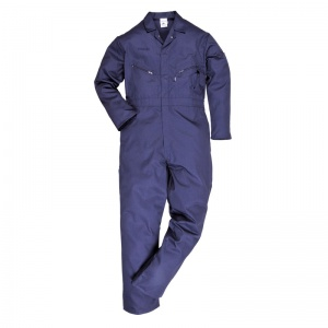 Portwest C812 Navy Dubai Coveralls with Pockets