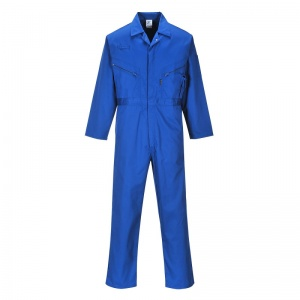 Portwest C813 Blue All-Purpose Coveralls