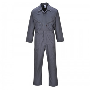 Portwest C813 Grey All-Purpose Coveralls