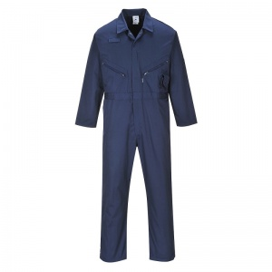Portwest C813 Navy All-Purpose Coveralls