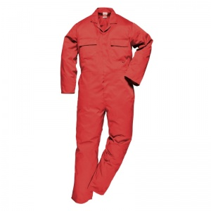 Portwest S999 Red Maintenance Coveralls