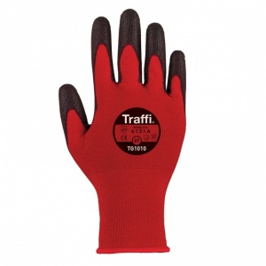 TraffiGlove TG1010 Classic Cut Level 1 Handling Gloves (Pack of 10 Pairs)