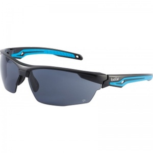 Bollé Tryon Smoke Lens Safety Glasses TRYOPSF