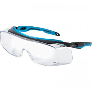 Bollé Tryon Clear Over-the-Glasses Safety Glasses TRYOTGPSI
