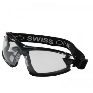 JSP Commando Safety Goggle Glasses with Adjustable Strap