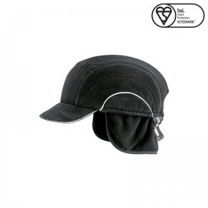 JSP A1+ Winter-Lined Short Peak Hardcap