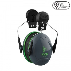 JSP Sonis 1 26 SNR Over Mounted Ear Defenders