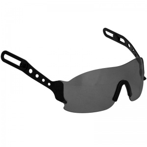 JSP EVOSpec Smoke-Tinted Safety Eyewear