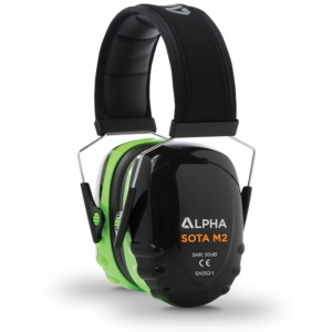 Alpha Solway Sota M2 High Performance 30db Ear Defenders