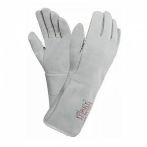Ansell Comasec Calorproof Molleton 2 Heat Gauntlet Gloves