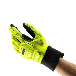 Ansell Edge 48-205 Advanced Hi-Vis Impact Gloves