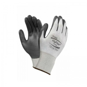 Ansell HyFlex 11-624 Flexible PU-Coated Cut-Resistant Gloves