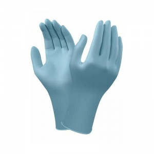 Ansell TouchNTuff 92-665 Disposable Chemical Grip Gloves