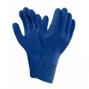 Ansell Versatouch 62-401 Thermal Waterproof Latex Gauntlets
