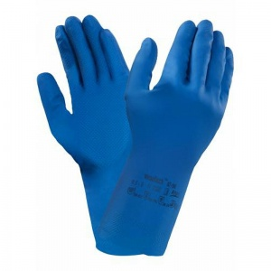 Ansell VersaTouch 87-195 Textured Latex Gripping Gauntlets