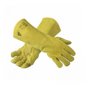Ansell ActivArmr WorkGuard 43-216 Leather Kevlar Welding Gauntlets