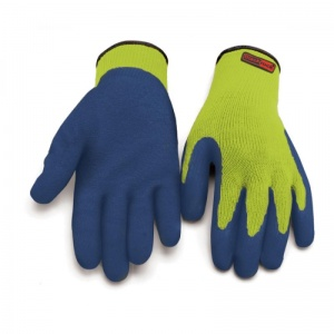 Blackrock 84011 Thermal Latex-Coated  Gripper Gloves