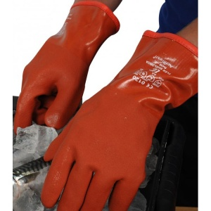 UCi BoaFlex Chemical-Resistant Thermal Gauntlet Gloves R430