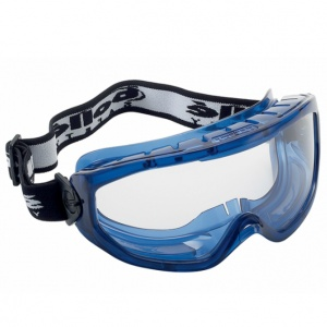 Bollé Blast Clear Ventilated Safety Goggles BLAPSI