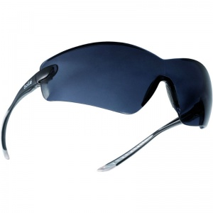 Bollé Cobra Smoke Lens Wraparound Safety Glasses COBPSF