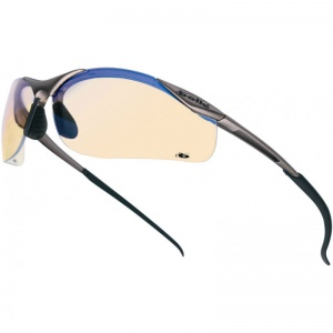 Bollé Contour ESP Lens Panoramic Safety Glasses CONTESP
