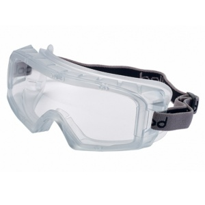 Bollé Coverall Clear Ventilated Safety Goggles COVARSI