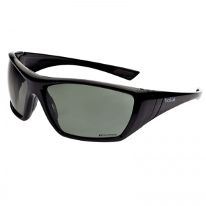 Bollé Hustler Polarised Water-Repellent Safety Glasses HUSTPOL
