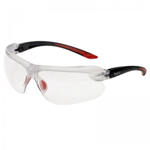 Bollé Iri-s Clear Lens Safety Glasses IRIPSI