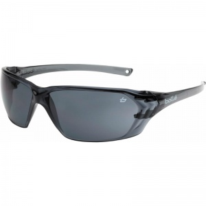Bollé Prism Smoke Safety Glasses PRIPSF