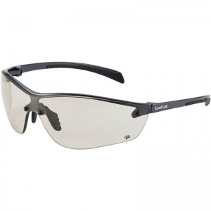 Bollé Silium+ CSP Lens PLATINUM Safety Glasses SILPCSP