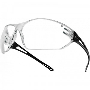 Bollé Slam Clear Lens Safety Glasses SLAPSI