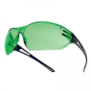 Bollé Slam Welding Tinted Safety Glasses SLAWPCC2