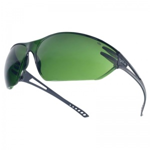 Bollé Slam Welding Tinted Safety Glasses SLAWPCC3