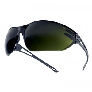 Bollé Slam Welding Tinted Safety Glasses SLAWPCC5