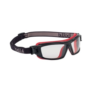 Bollé ULTIM8 Clear Lens Safety Goggles ULTIPSI